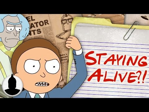 Rick and Morty's Secrets Behind the Citadel?! - Rick and Morty Season 3 | Channel Frederator