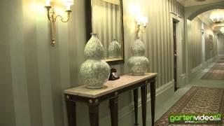 #1175 Ein Gärtner in den geheimen Gängen des Hotel Savoy (London, UK)