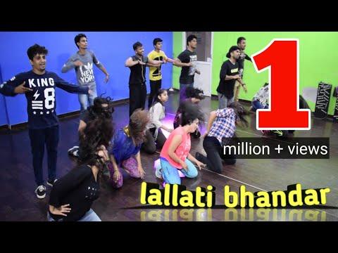 Video Lallati Bhandar | Jogwa |  Marathi folk Dance  | Dance floor studio  | kunal more download in MP3, 3GP, MP4, WEBM, AVI, FLV January 2017