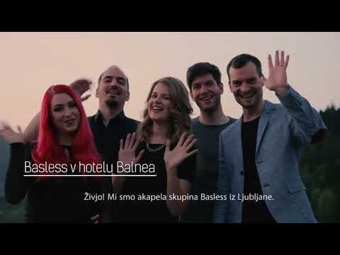 Bassless o umetniškem hotelu Balnea **** Superior.