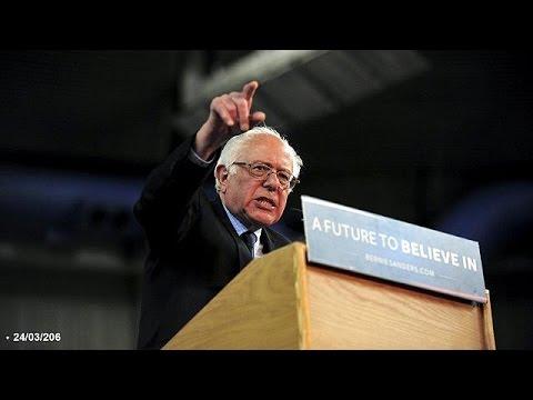 ΗΠΑ: Σάρωσε ο Μπέρνι Σάντερς σε Ουάσινγκτον, Αλάσκα και Χαβάι