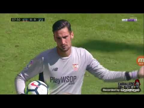 Atletico Madrid vs Sevilla 2-0 Resumen Goles Highlights Goals 23/09/2017