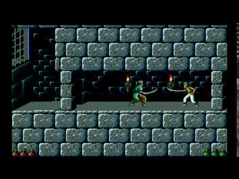 [PC98] Prince of Persia (1990) (Arsys / Riverhillsoft)