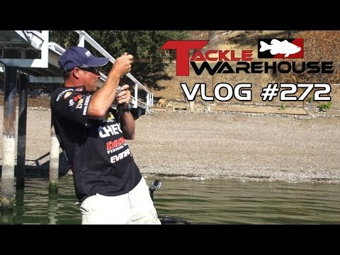 Fishing the Damiki Air Frog for Clear Lake Bass with Bryan Thrift Part 2 – VLOG #272