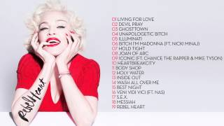 Madonna - 'Rebel Heart' Deluxe Album Sampler
