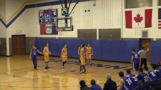 Play of the Game - Men's Basketball vs. LTU
