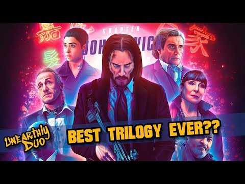 John Wick: Chapter 3 – Parabellum Review | Unearthly Duo