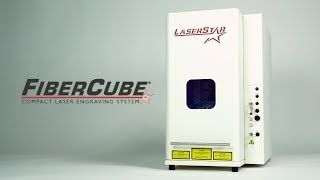 Laser Marking - FiberCube Compact Laser Marking System