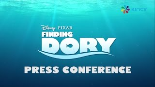 Nonton Press Conference   Mencari Dory  Finding Dory  Film Subtitle Indonesia Streaming Movie Download