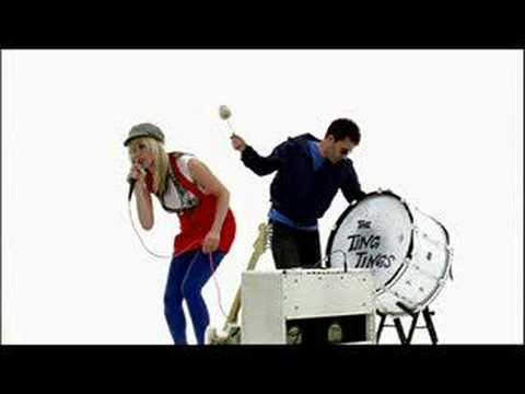 The Ting Tings - Keep Your Head lyrics