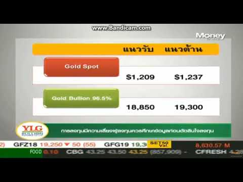 Gold Outlook by Ylg 23-11-2561