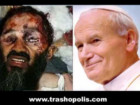 Radio Fede Cristiana: la morte di Osama Bin Laden è un miracolo di Karol Wojtyla