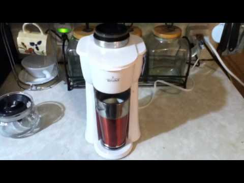 Rival Single Serve Coffee Maker & Aldi brand Coffee Review
