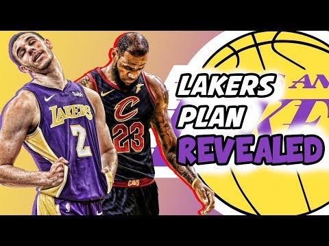 THE NEXT STEP OF THE LAKERS PLAN TO GET LEBRON REVEALED!