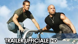 Fast&Furious 7 Trailer Ufficiale Italiano (2015) - Vin Diesel Movie HD