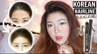 Video Holika Holika Wonder Drawing Hairline Maker Review MP3, 3GP, MP4, WEBM, AVI, FLV Juli 2018