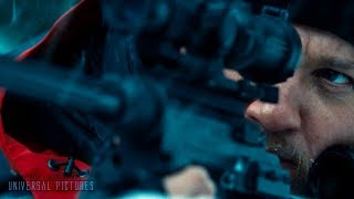 The Bourne Legacy  2012  All Fight Scenes  Edited