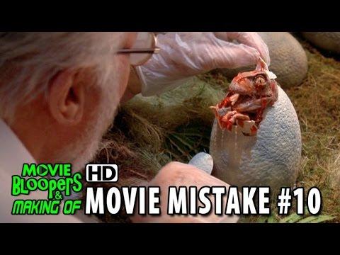 Jurassic Park (1993) movie mistake #10