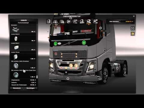 Volvo FH16 2012 + Interior v5.0