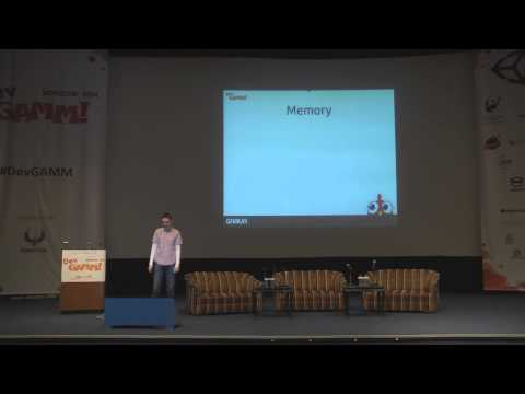 Gamua: Mobile Game Development with Starling (DevGAMM Moscow 2014)