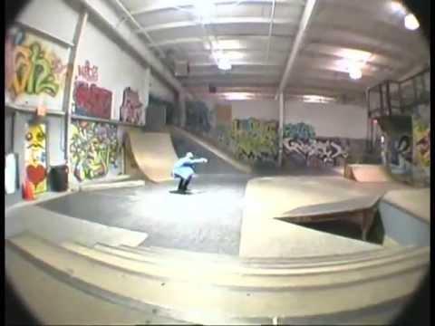 R.I.P. Oakland Vert Skatepark