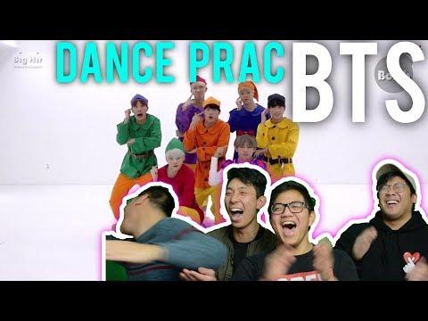 Bts Go Go Dance Practice Halloween Reaction 4 18 Mb Wallpaper