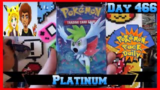 Pokemon Pack Daily Platinum Base Booster Opening Day 466 - Featuring James&Chloe Collects by ThePokeCapital