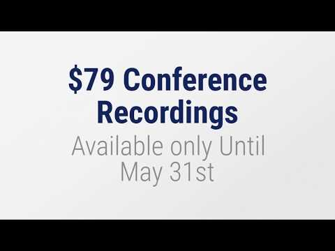 MidAtlantic Summit  Recordings - Available until May 31