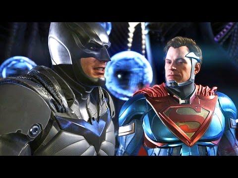 INJUSTICE 2 07: Os Melhores do Mundo - PS4 / Xbox One gameplay