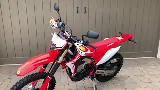 5. 2019 Honda CRF450L - Uncorked and Vortex ECU - Part 1