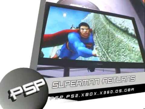 superman returns psp iso