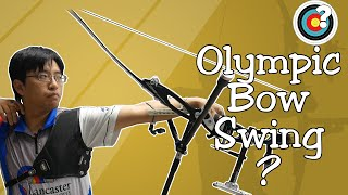 Video Archery | Why Do Olympic Archers Swing Their Bows? MP3, 3GP, MP4, WEBM, AVI, FLV Juni 2019