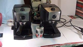 кофемашина Delonghi Ec 155 инструкция видео - фото 6