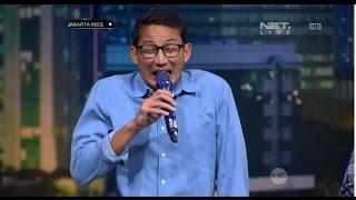 Video Kelucuan Sandiaga Uno Meniru Ketawa Djarot MP3, 3GP, MP4, WEBM, AVI, FLV Juli 2018