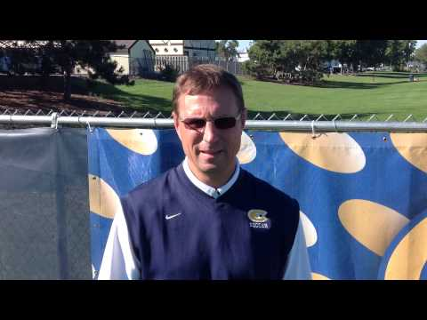 Women's Soccer - UW-Eau Claire vs. Saint Benedict, MN - Coach Yengo Post-Game