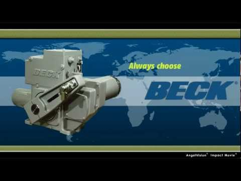 Beck Electric Actuator Overview