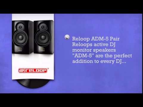 Reloop ADM-5 - DJkit.com