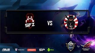 ScaryFaceZ vs BU, game 3