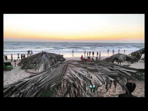 Calangute Beach Goa Most Happening Beach