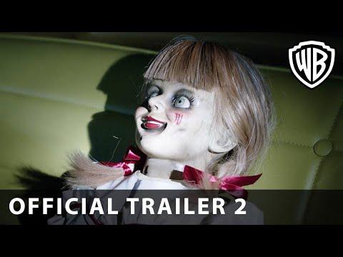 Annabelle vuelve a casa - Official Trailer 2?>