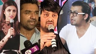 Video Bollywood Celebs REACTS On Sonu Nigam's Azaan Tweet Controversy - Ayush, Ajaz, Mika, Wajid MP3, 3GP, MP4, WEBM, AVI, FLV Maret 2019