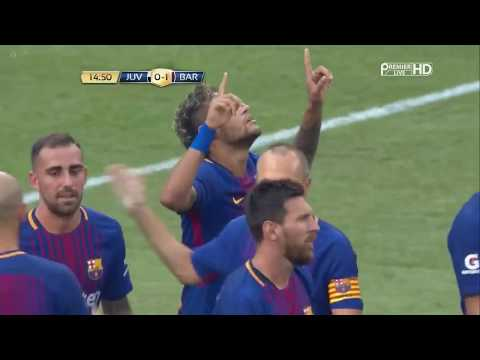 Barcelona Vs Juventus 2-1 - All Goals And Extended Highlights HD - 22 July 2017