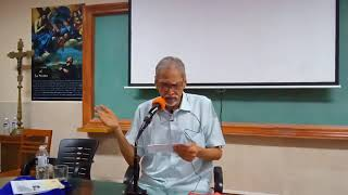Rediscovering The CCR Roots talk by Fr. Fio Mascarenhas SJ (Part 2)