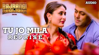 'Tu Jo Mila (Reprise)' Full AUDIO Song | Papon | Salman Khan, Kareena Kapoor | Bajrangi Bhaijaan