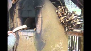 Oven Firing by Kiko Denzer