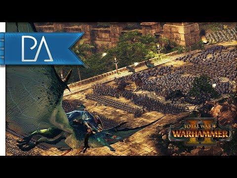 геймплей Total War: WARHAMMER II