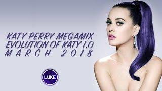 Katy Perry Megamix 1.0 - 25+ Hits In One Megamix! (Luke)