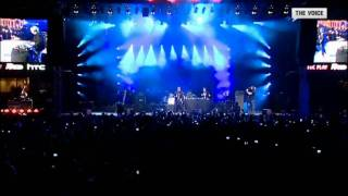 David Guetta ft. Chris Willis - Love is Gone (live at the voice 09) [HD]