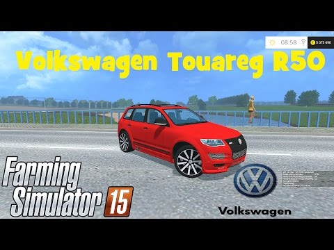 Volkswagen Touareg R50 v1.0