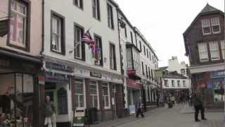 Cumbria United Kingdom  city photo : Keswick, Cumbria, UK - 7th September, 2012